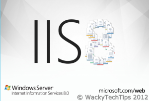 Installing IIS 8 on Windows Server 2012