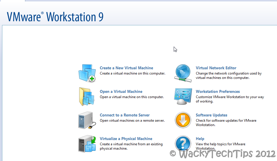 Installing FreeNAS on VMware Workstation