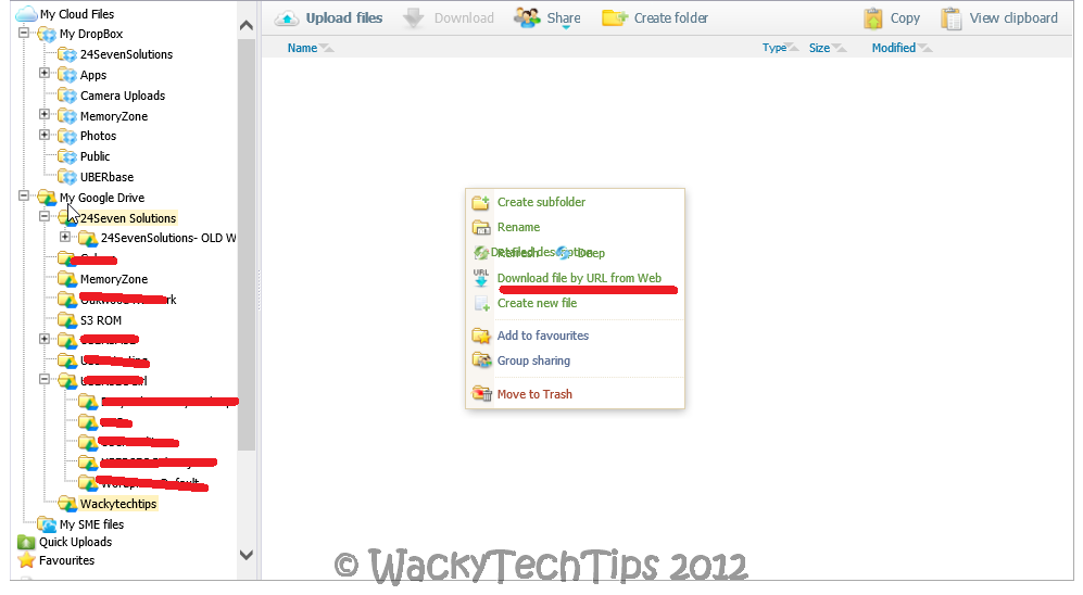 How to Transfer Files Between Dropbox, Google Drive, SkyDrive Online
